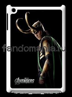 """Чехол для iPad """"Локи""""  (Мстители) - фото 4960"""