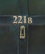"""Коврик для мыши """"221B""""  (Шерлок)"""