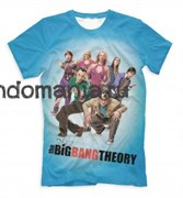 "Футболка ""The Big Bang Theory"" (Теория Большого Взрыва)"