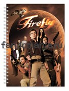 "Блокнот ""Firefly"" (Светлячок)"