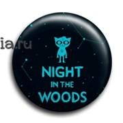 "Значок ""Night in the Woods"""