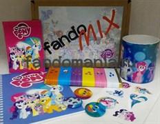 "Фандомикс ""My little pony"""