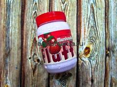 Кремовый маршмеллоу Fluff Strawberry