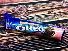 """Печенье шоколадное """"Oreo-Strawberry"""""""