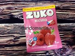 Растворимый сок ZUKO малина