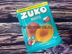 Растворимый сок ZUKO манго