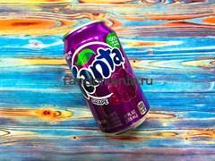 Fanta Grape | Напиток безалкогольный газированный