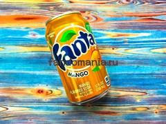 Fanta Mango | Напиток безалкогольный газированный
