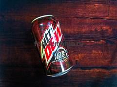 Mountain Dew Code Red | Напиток безалкогольный газированный