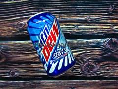 Mountain Dew White Out | Напиток безалкогольный газированный