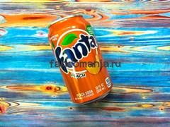 Fanta Peach | Напиток безалкогольный газированный