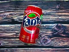 Fanta Strawberry | Напиток безалкогольный газированный