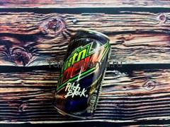 Mountain Dew Pitch Black | Напиток безалкогольный газированный