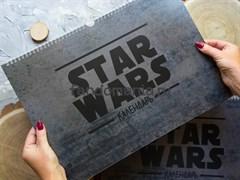 Star wars календарь (формат A3)