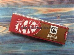 Шоколадные вафли Kit Kat mocha