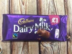 "Шоколад ""Cadbury Milk"""
