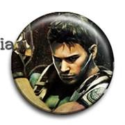 """Значок """"Resident Evil"""""""