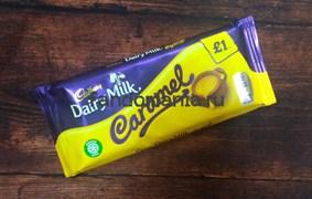 """Шоколад """"Cadbury Caramel"""""""