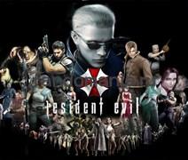 "Коврик для мыши ""Resident Evil"""
