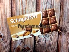 """Шоколад """"Schogetten Cappuccino"""""""