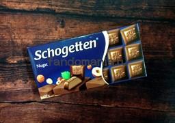 "Шоколад ""Schogetten Nugat"""