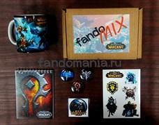 """Фандомикс-мини """"Варкрафт""""  (World of Warcraft)"""