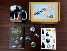 """Фандомикс-мини """"Звездные войны"""" (Star Wars)"""