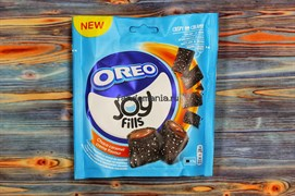 Шоколадные подушечки Oreo карамель