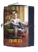"""Кошелек """"Mr. Sex"""" (Шерлок)"""