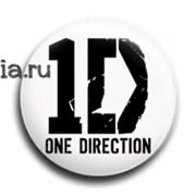 """Значок """"One direction"""""""