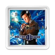 "Часы ""11 Доктор"" (Доктор Кто)"