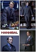 "Постер ""Hannibal"" (Ганнибал)"