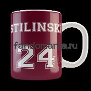 "Кружка ""Stilinski 24"" (Волчонок)"
