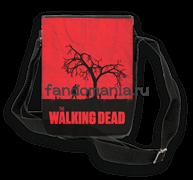 """Сумка с клапаном """"Walking Dead"""" (Ходячие мертвецы)"""