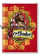 """Обложка на паспорт """"Гриффиндор"""" (Гарри Поттер)"""