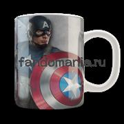 """Кружка """"Капитан Америка. Первый мститель"""""""