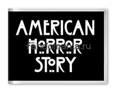 """Обложка на студенческий билет """"Американская история ужасов"""""""