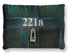 """Подушка """"221 B""""  (Шерлок)"""