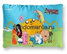 """Подушка """"Adventure Time"""" (Время приключений)"""