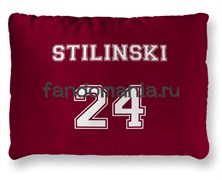 "Подушка ""Stilinski 24""  (Волчонок)"