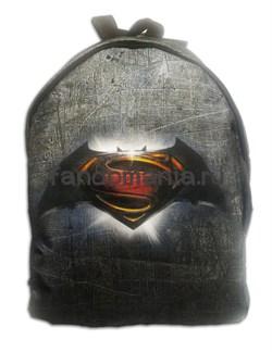 "Рюкзак ""Бэтмен против Супермена"" - фото 10576"