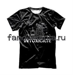 """Футболка """" Intoxicate """" (Доктор Кто) - фото 10843"""