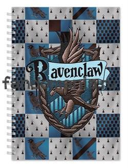 """Блокнот """"Равенкло""""  (Гарри Поттер) - фото 11795"""