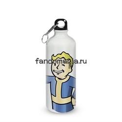 "Бутылка спортивная ""Vault Boy"" (Fallout) - фото 16010"