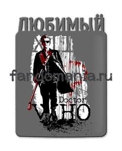"""Магнит """"12 Доктор"""" (Доктор Кто) - фото 16794"""