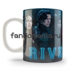 """Кружка """"Ривердейл"""" (Riverdale) - фото 22547"""