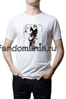 """Футболка """"Бэтмен и Джокер"""" (Batman) - фото 22672"""
