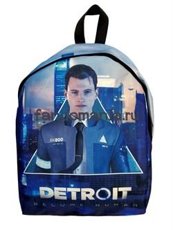 """Рюкзак """"Detroit: Become Human"""" (Детройт: Стать человеком) - фото 23229"""