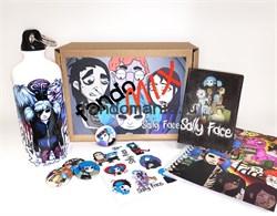"""Фандомикс """"Sally Face"""" (Салли Фейс)  - фото 23675"""