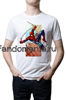 """Футболка """"Человек паук"""" (Spider man) - фото 25778"""